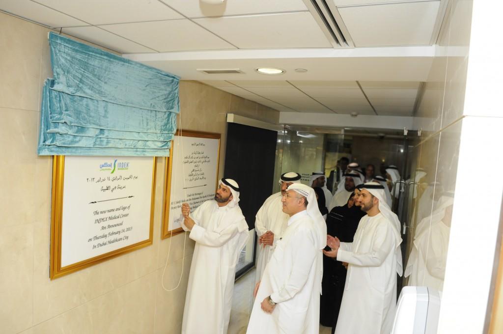 INDEX Medical Center Opening